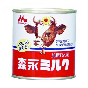 森永 練乳(缶) 397g