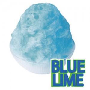 氷みつ 南のパラダイス ブルーライム